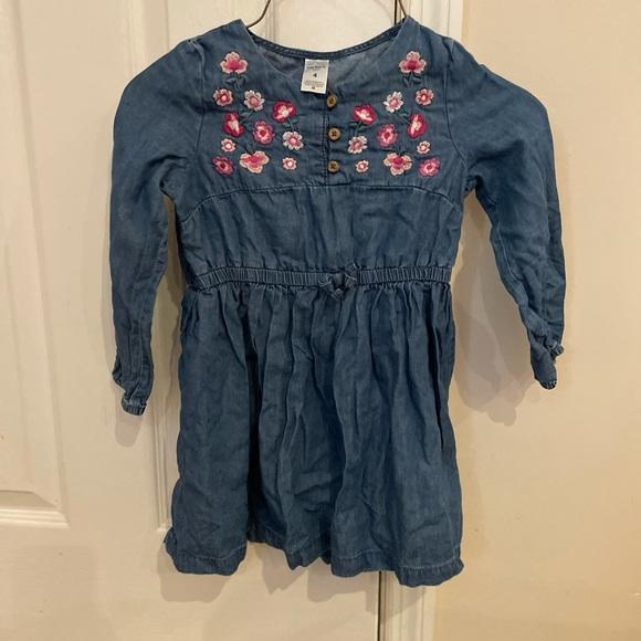Carters girls dress